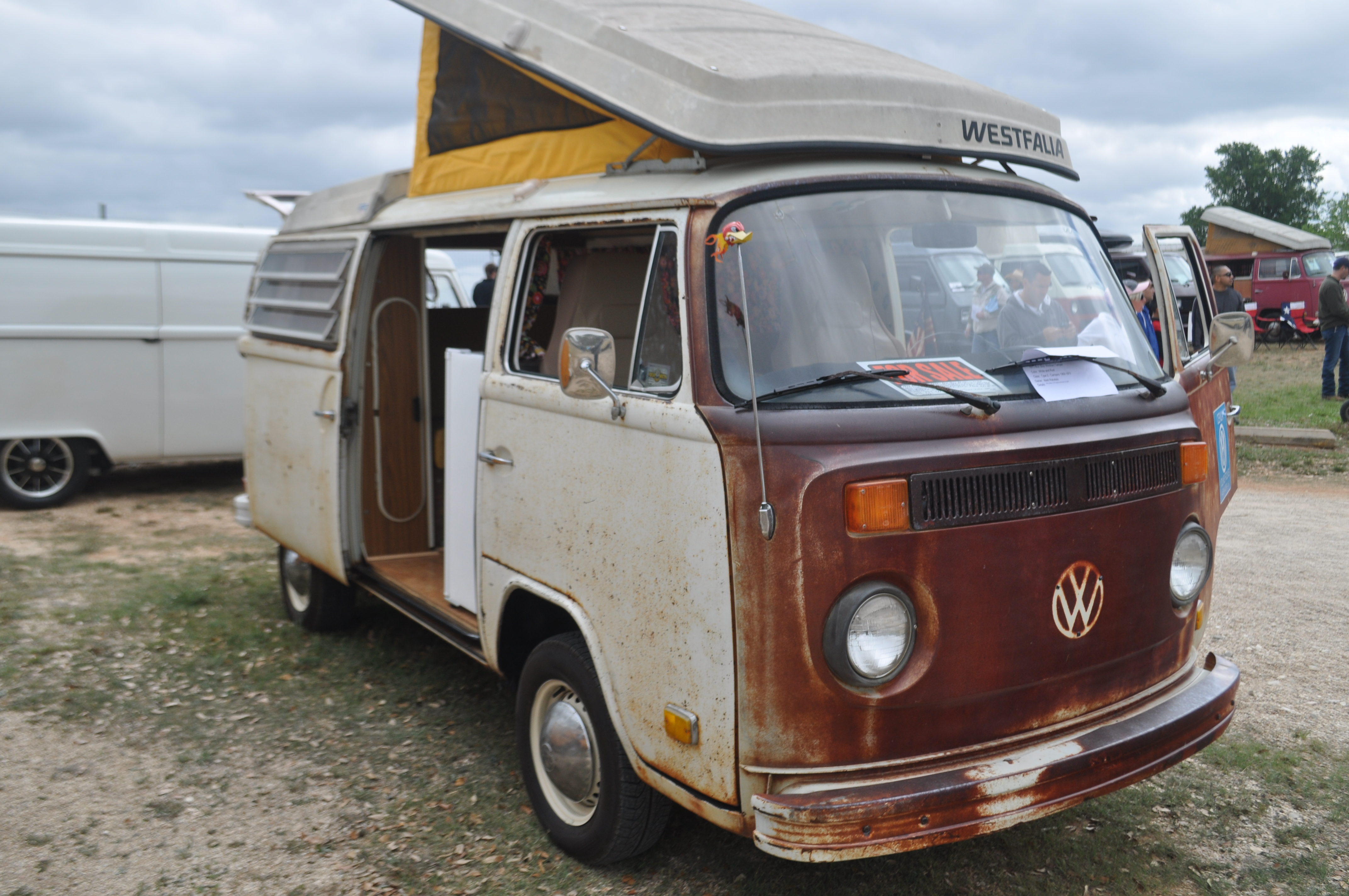 Rusty 1319 Texas Vw Classic