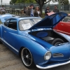 The Blue Demon (#1502) - 1973 Blue Karmann Ghia Type 3 Ghia