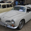 No Name (#1510) - 1966 Lotus White Karmann Ghia