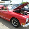 Pepper (#1603) - 1974 Cherry Red Karmann Ghia Convertible