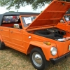 Pumpkin (#1705) - 1973 Orange Thing Convertible