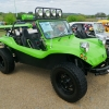 GREEN MACHINE (#2009) - 1960 Lime Green Over Black Fiberglass Buggy Convertible