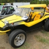 #2012 - 1964 yellow & black Fiberglass Buggy