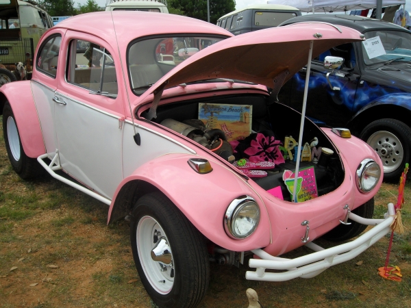 #2104 - Texas VW Classic