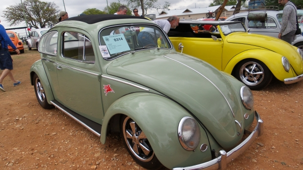 David Garrett (#0314) - 1959 Minionette Green Beetle (low, Fuchs, 2275cc, stock)