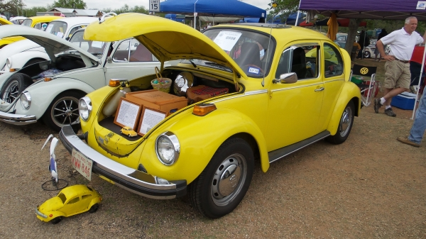 Bob's Bug (#0508) - 1974 Yellow Beetle - Late Model/Super