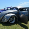 #0101 - 1957 silver Beetle - Split/Oval (Radical chopped '57)