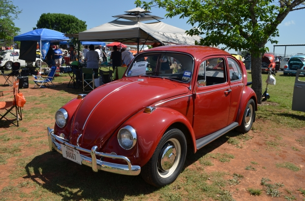 #0208 - 1967 Rubby Red Beetle