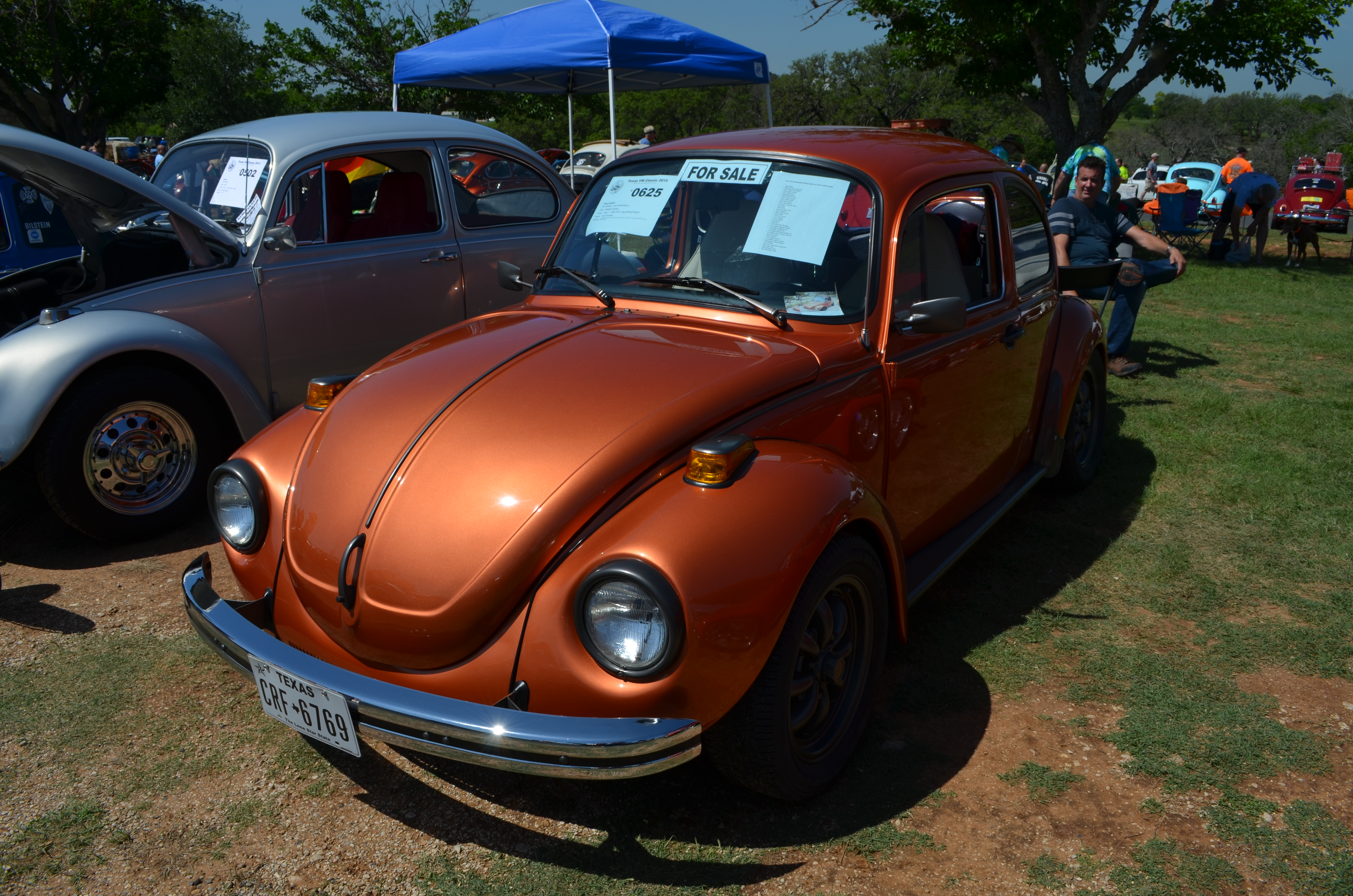 Chevy Beetle 0625 Texas Vw Classic