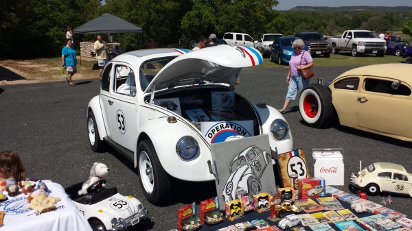 Herbie 2202 Texas Vw Classic