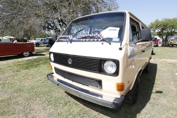 Roxy 2508 Texas Vw Classic