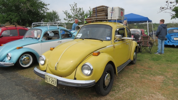Betsey (#0608) - 1973 Beetle - Late Model/Super