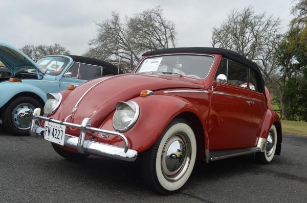 George (#0805) - Texas VW Classic