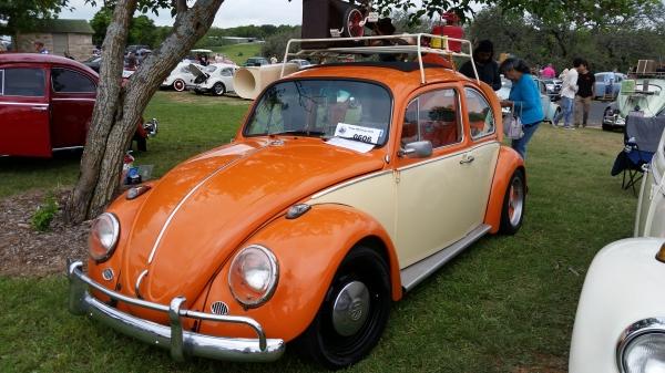 Orange 0606 Texas Vw Classic