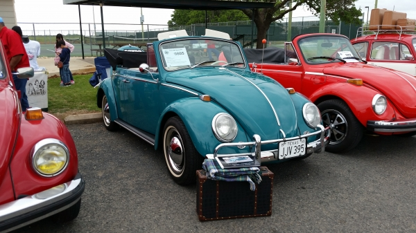 The Mistress  (#0805) - 1965 Java Green Beetle Convertible